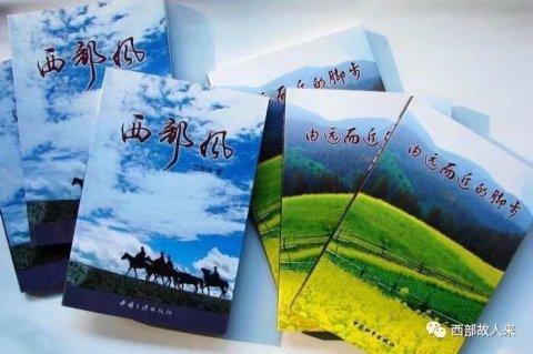 靓丽风景天上来——读万晓玲老师《西部风》有